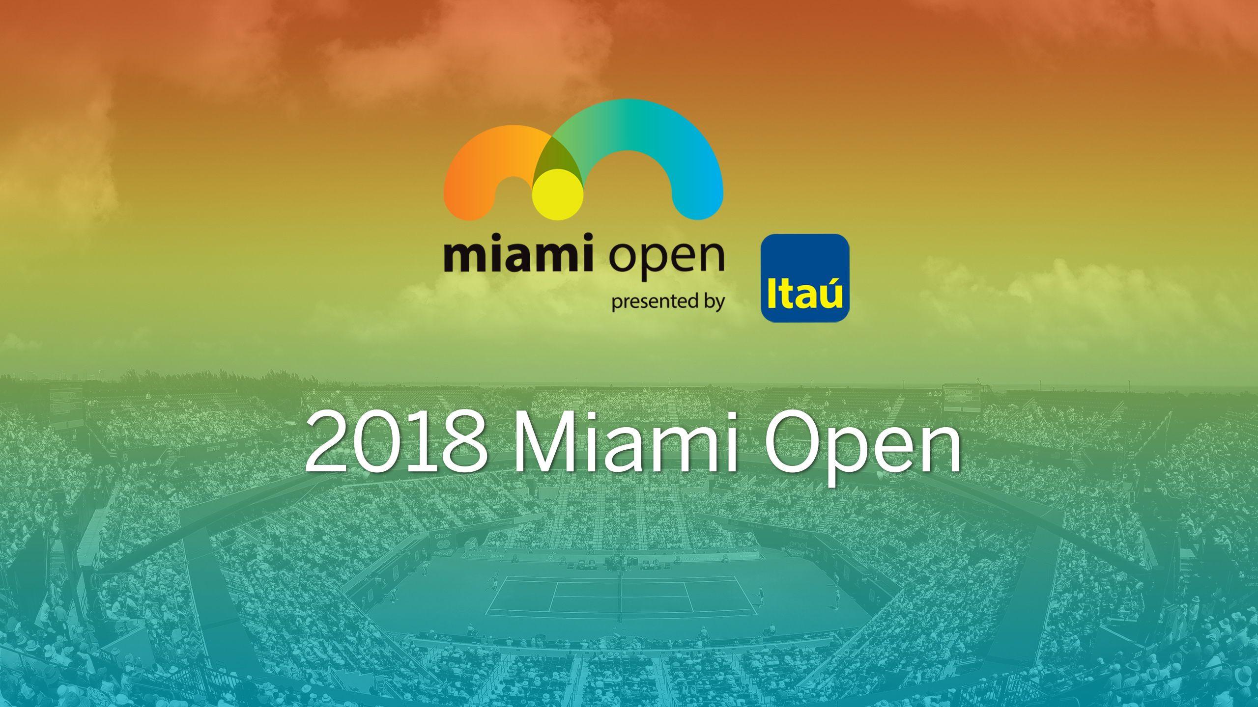Miami Open (Second Round)