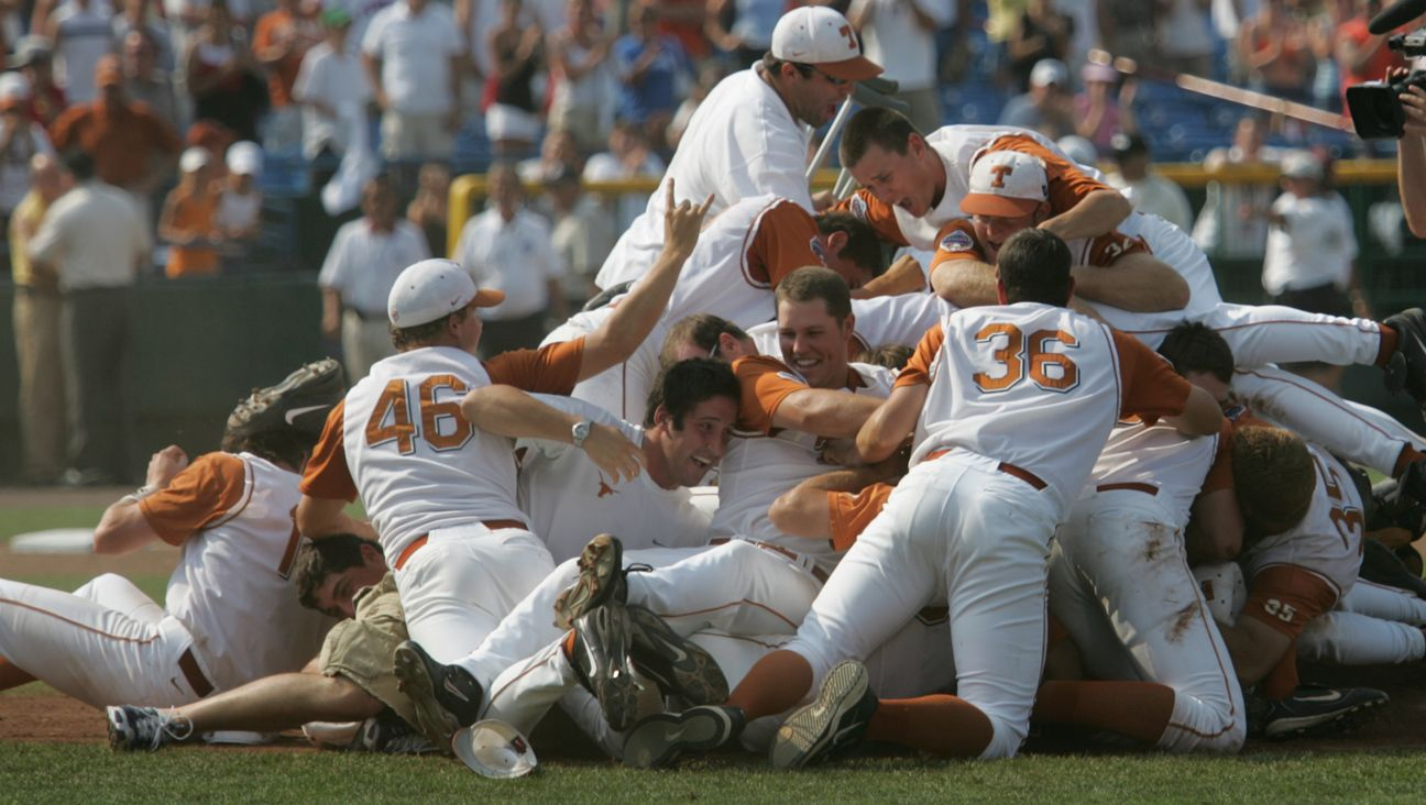 From Grit to Glory: 2005 Texas Baseball National Champions