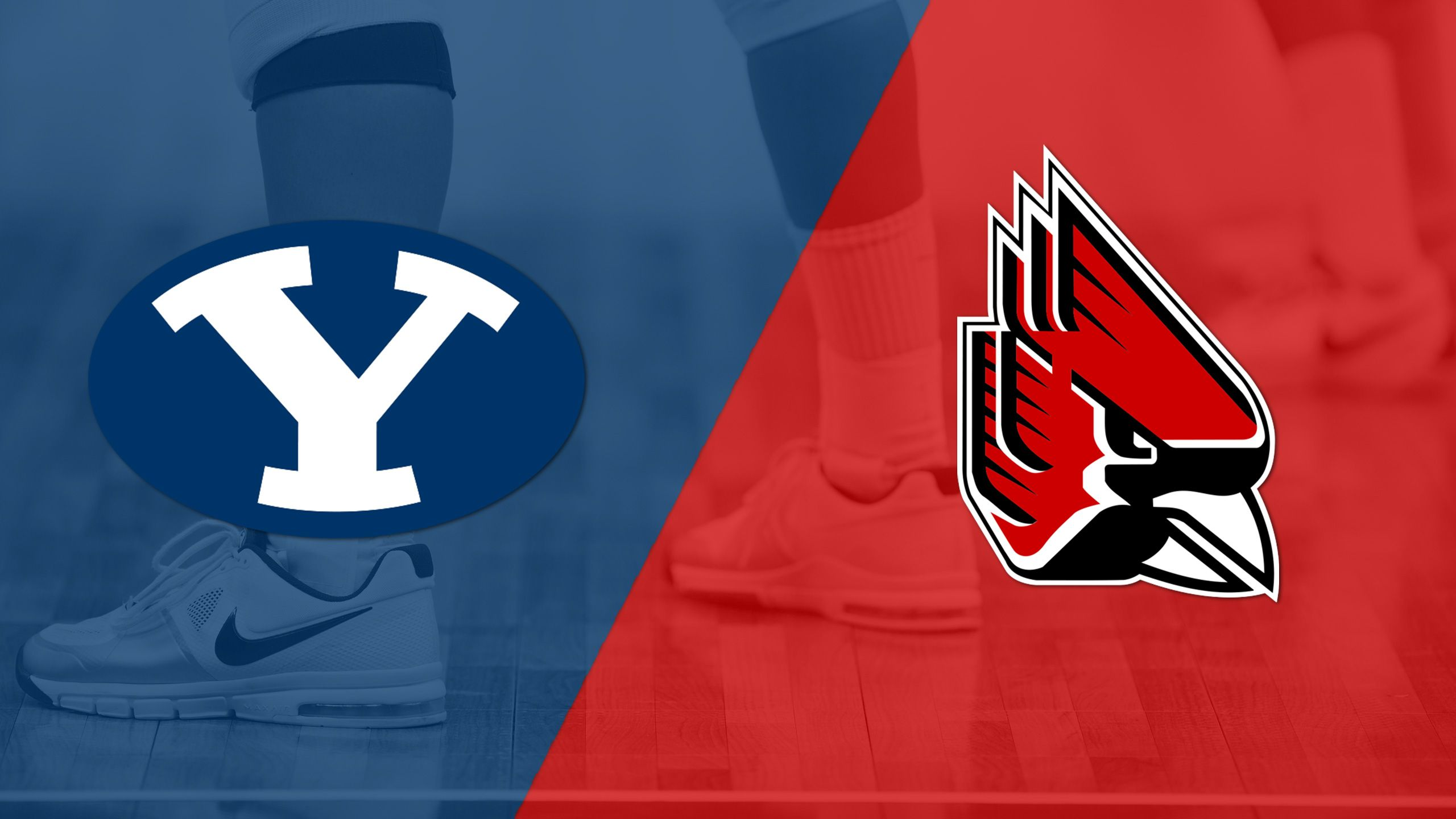 #6 BYU vs. #14 Ball State (M Volleyball)
