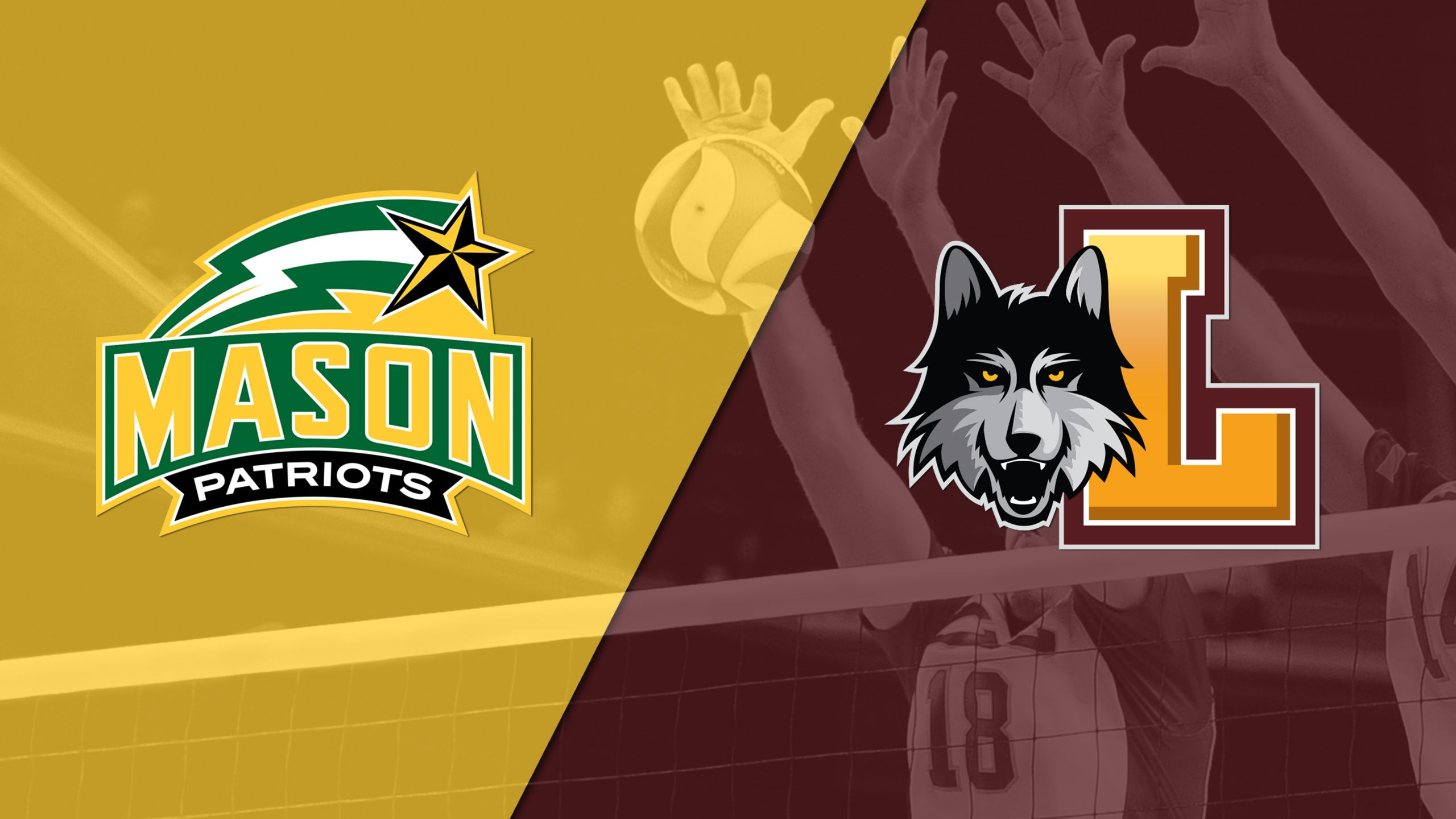 George Mason vs. #7 Loyola-Chicago (M Volleyball)