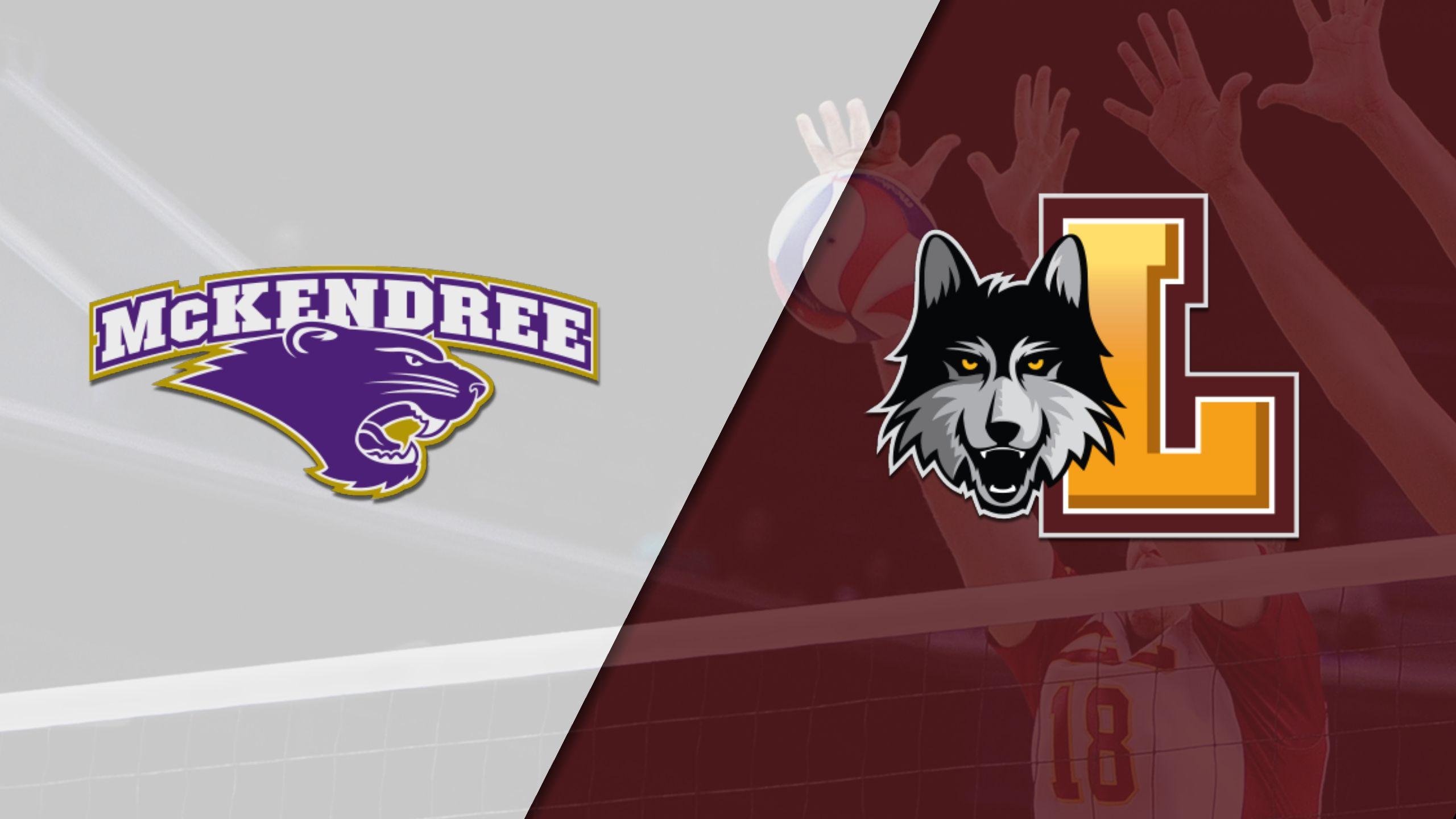 McKendree vs. #8 Loyola-Chicago (M Volleyball)