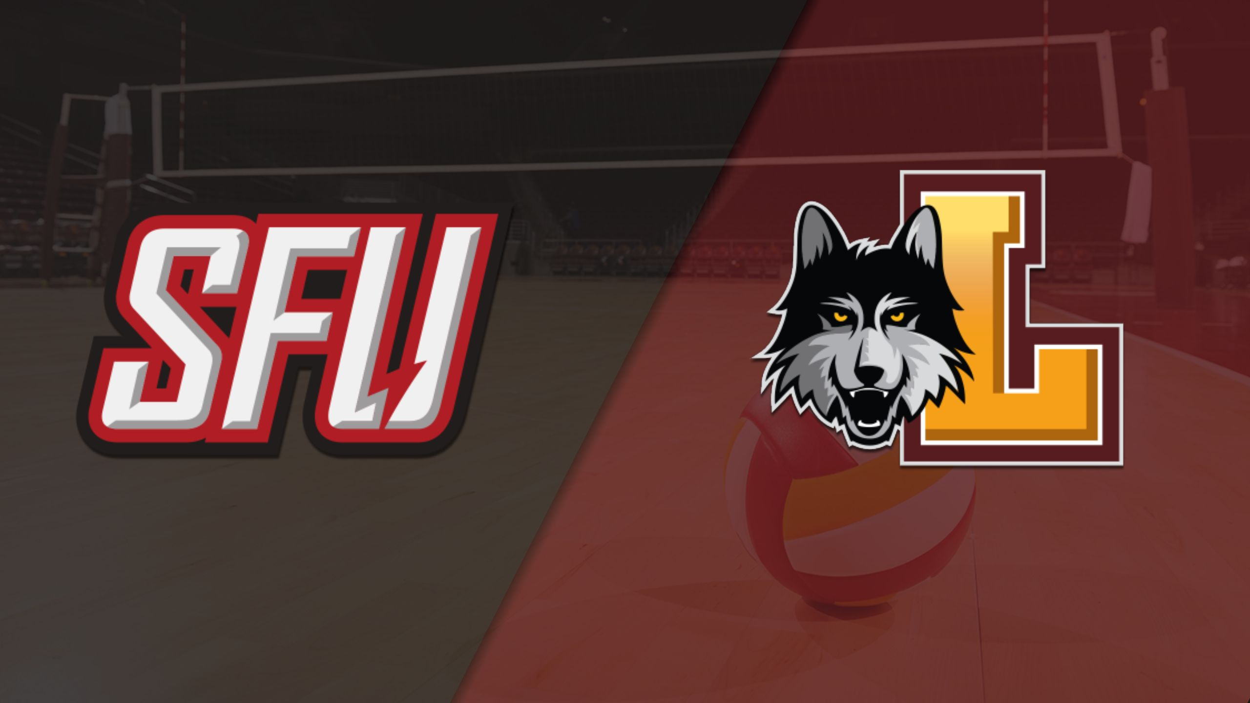 #14 St. Francis (PA) vs. #8 Loyola-Chicago (M Volleyball)