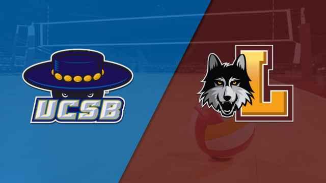 #15 UC Santa Barbara vs. #7 Loyola-Chicago (M Volleyball)