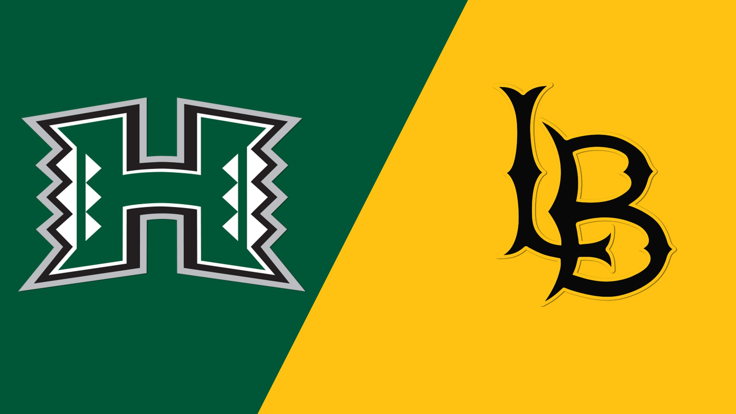 #6 Hawaii vs. #1 Long Beach State (Championship) (Big West Men's Volleyball Tournament)