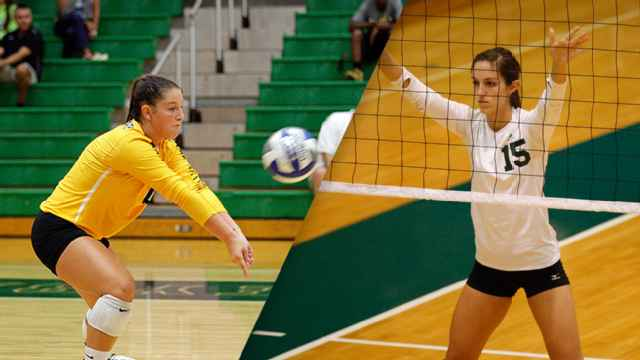 Wright State vs. Cleveland State (W Volleyball)
