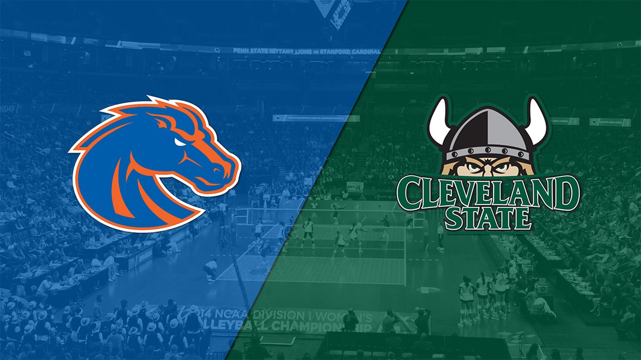 Boise State vs. Cleveland State (W Volleyball)