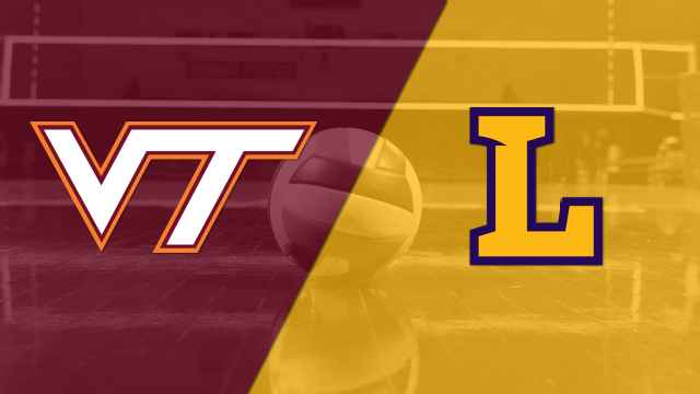 Virginia Tech vs. Lipscomb (W Volleyball)