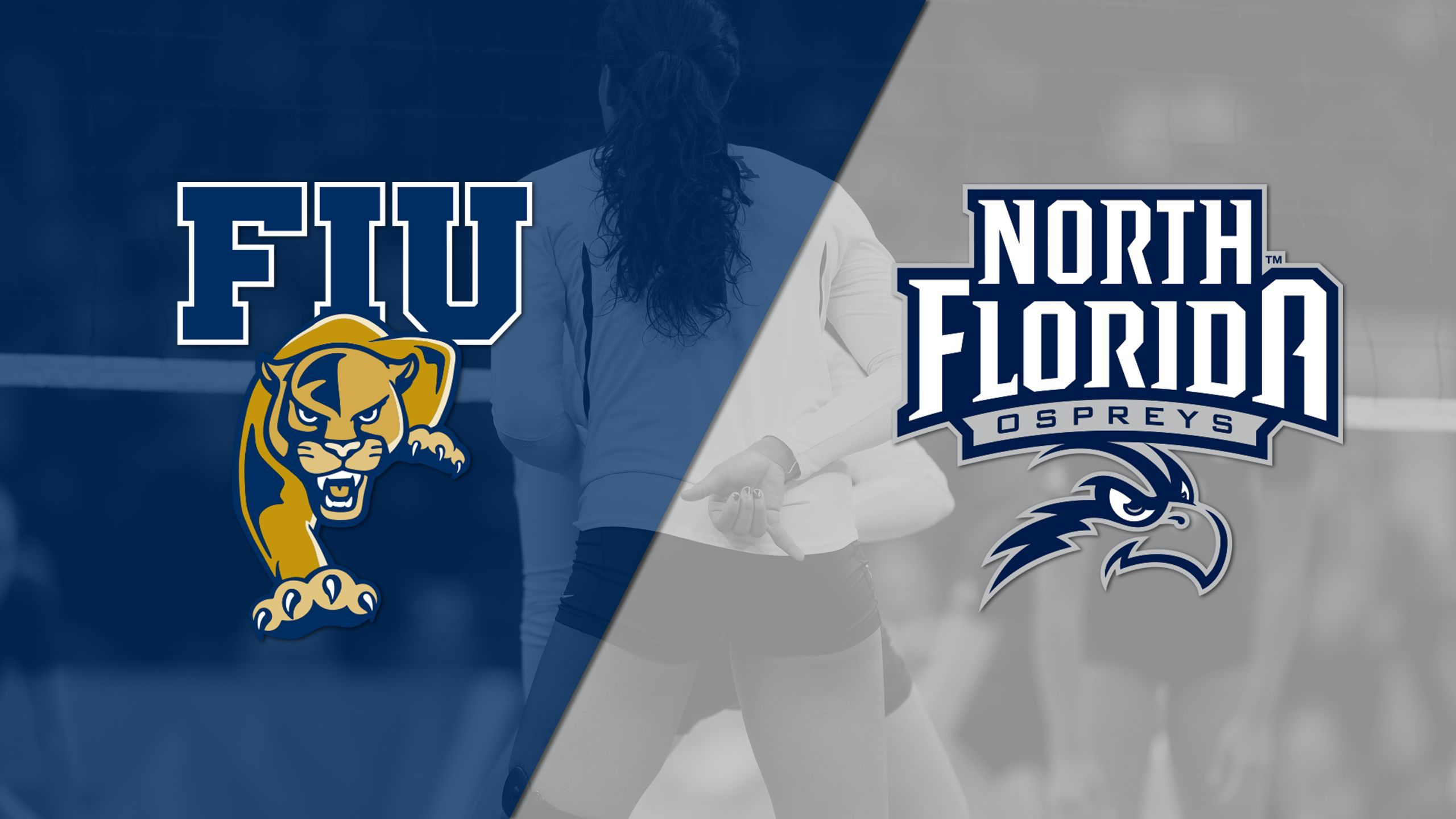 Florida International vs. North Florida (W Volleyball)