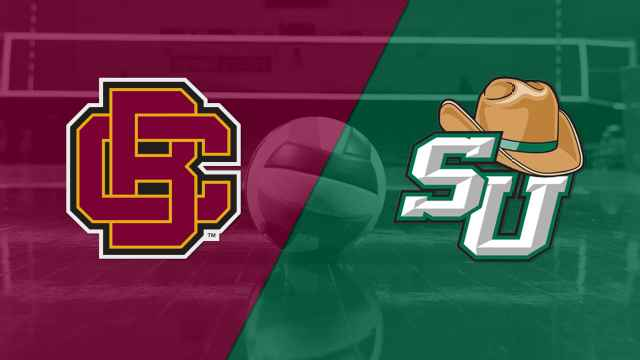 Bethune-Cookman vs. Stetson (W Volleyball)