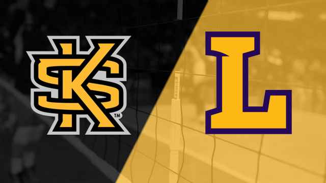 Kennesaw State vs. Lipscomb (W Volleyball)