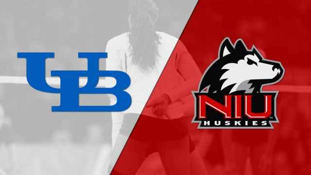 Buffalo vs. Northern Illinois (W Volleyball)