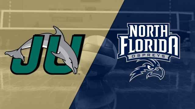 Jacksonville vs. North Florida (W Volleyball)