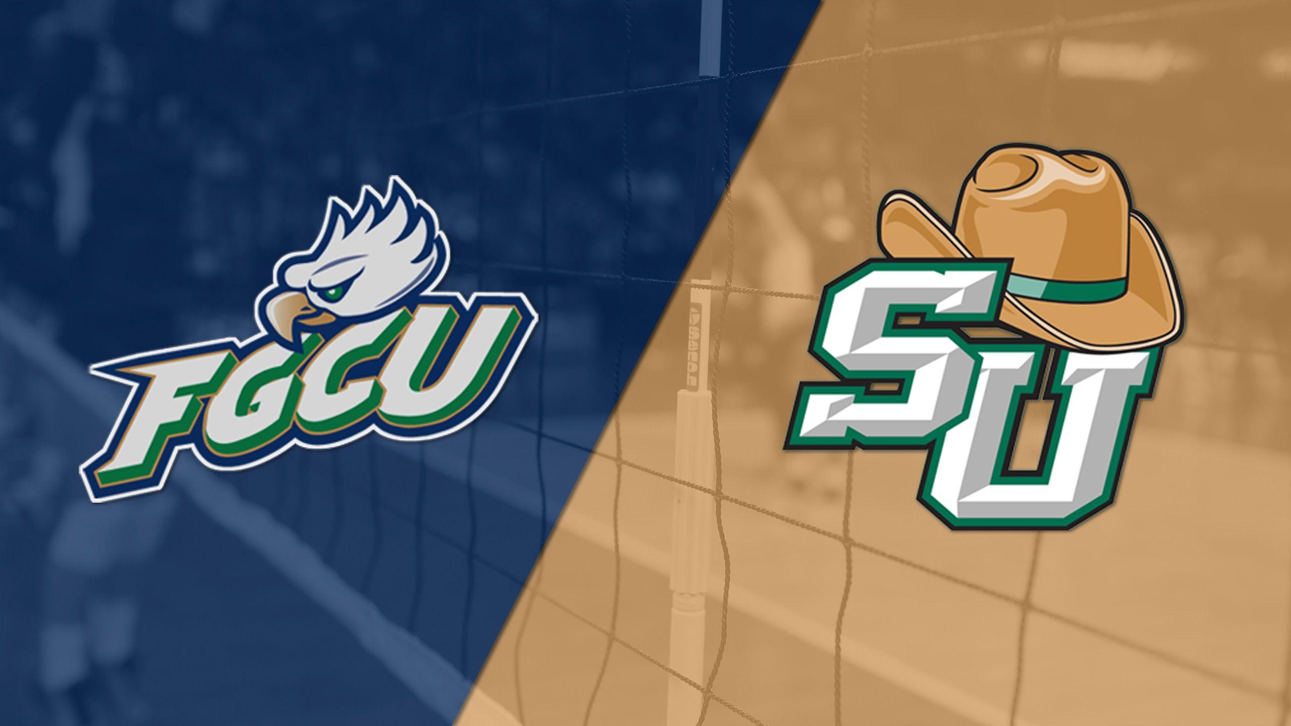 Florida Gulf Coast vs. Stetson (W Volleyball)