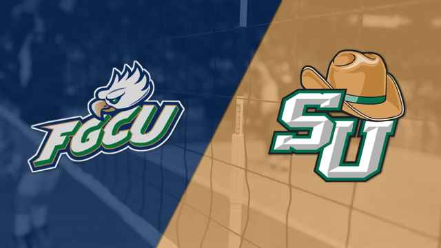 Florida Gulf Coast vs. Stetson (W Volleyball)