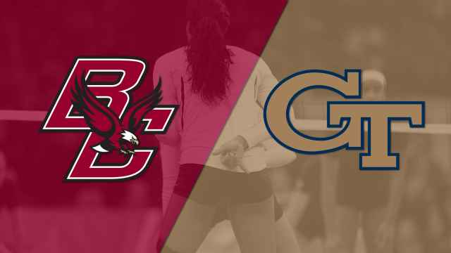 Boston College vs. Georgia Tech (W Volleyball)