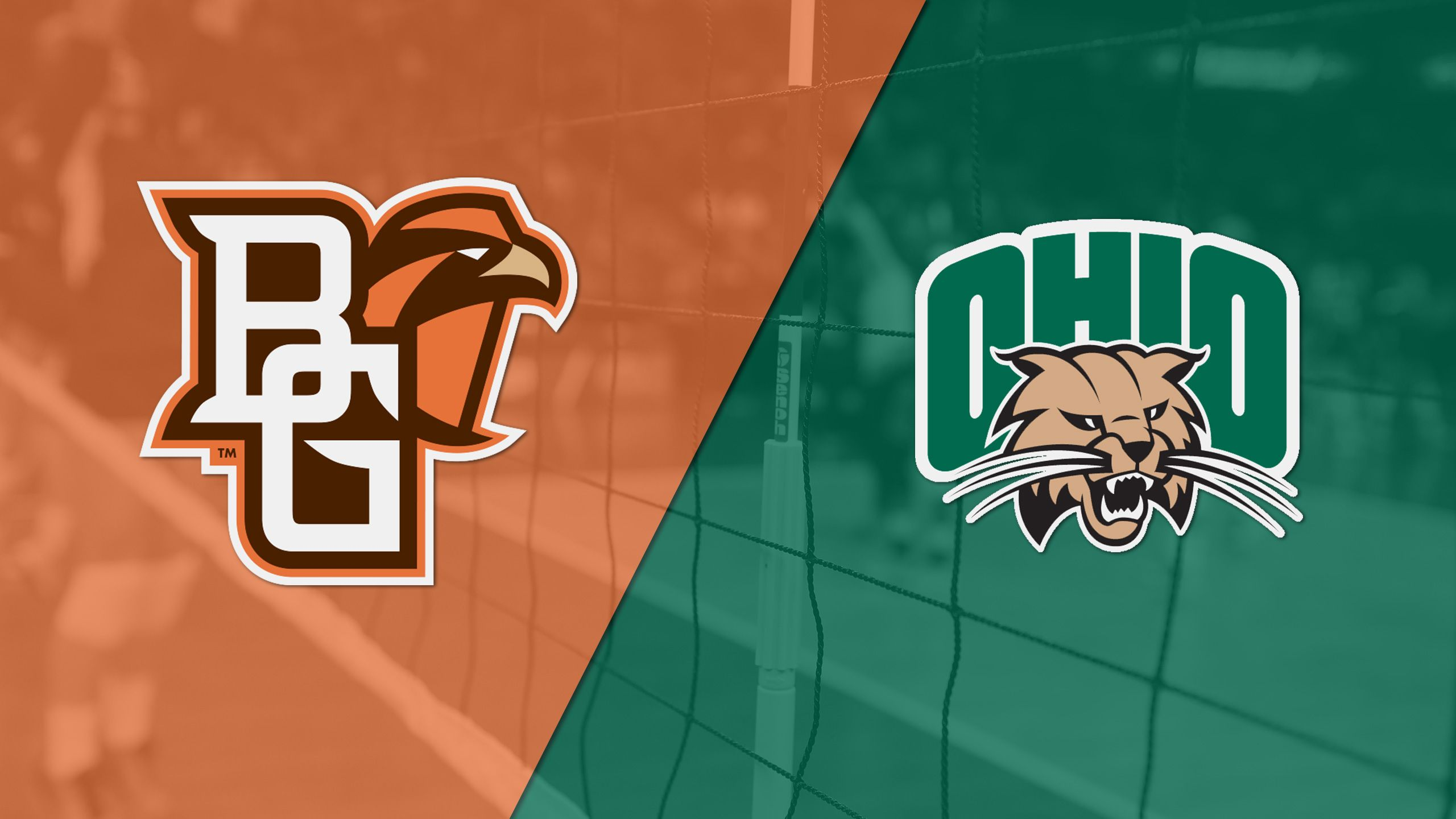 Bowling Green vs. Ohio (W Volleyball)