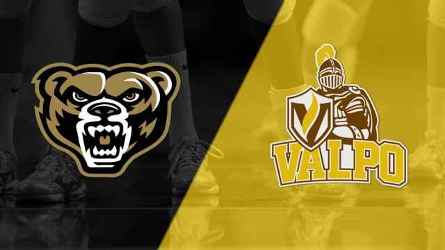Oakland vs. Valparaiso (W Volleyball)