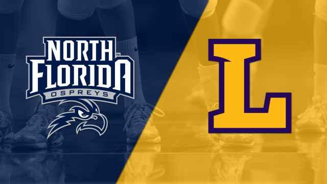 North Florida vs. Lipscomb (W Volleyball)