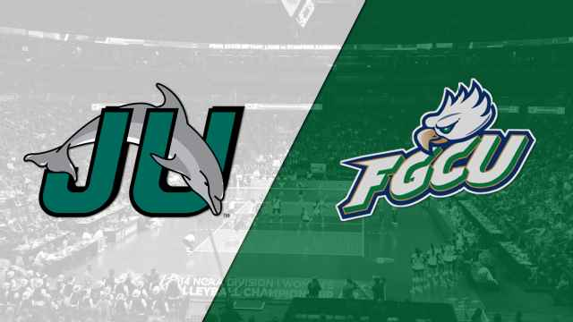 Jacksonville vs. Florida Gulf Coast (First Round) (Atlantic Sun Women's Volleyball Championship)