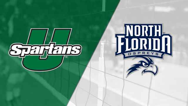 USC Upstate vs. North Florida (First Round) (Atlantic Sun Women's Volleyball Championship)