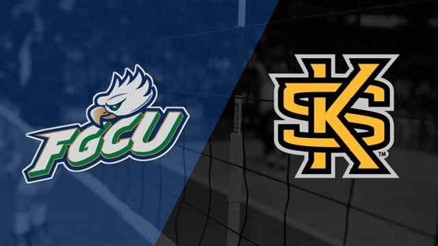 Florida Gulf Coast vs. Kennesaw State (Semifinal #2) (Atlantic Sun Women's Volleyball Championship)