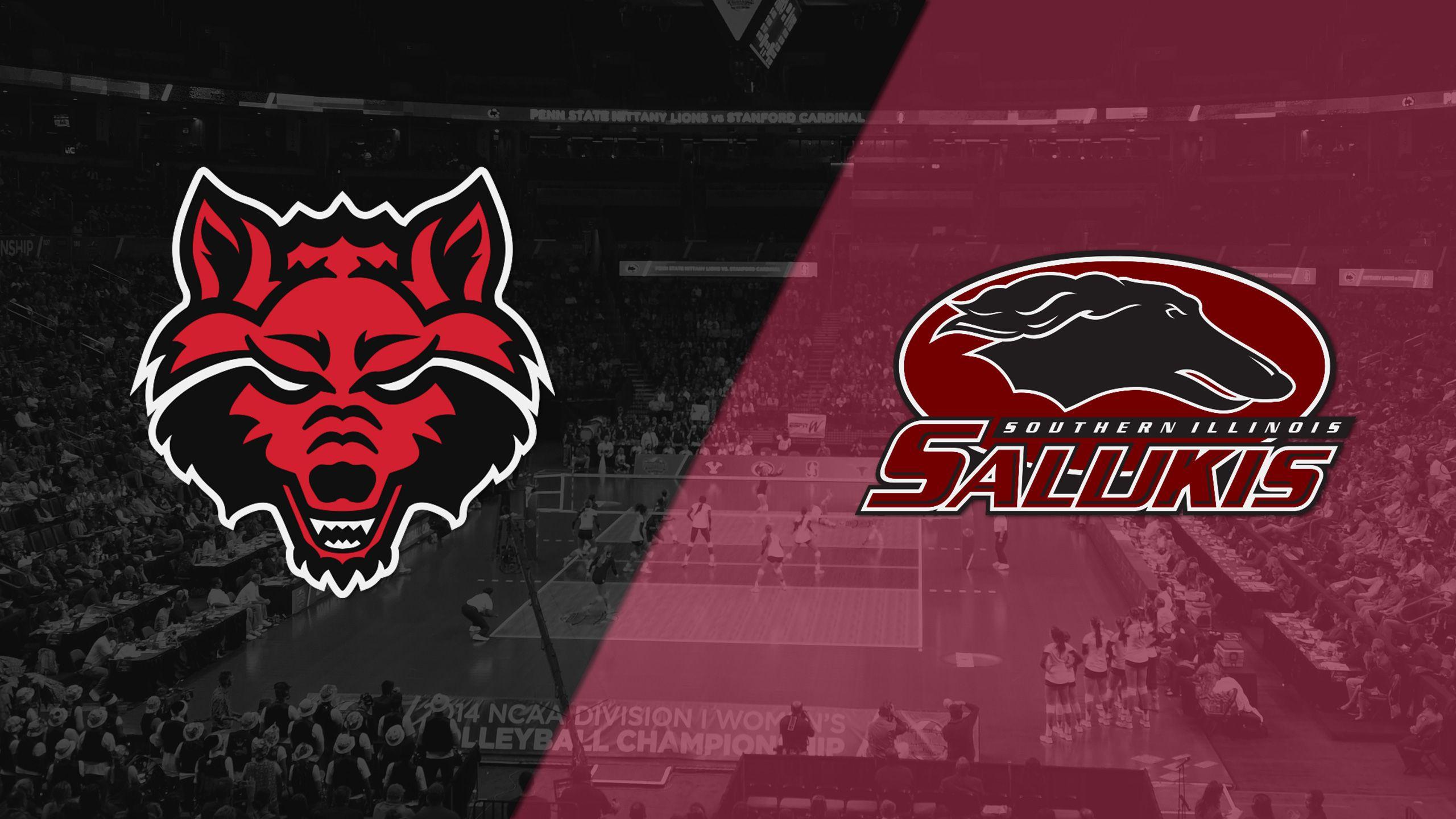 Arkansas State vs. Southern Illinois (W Volleyball)