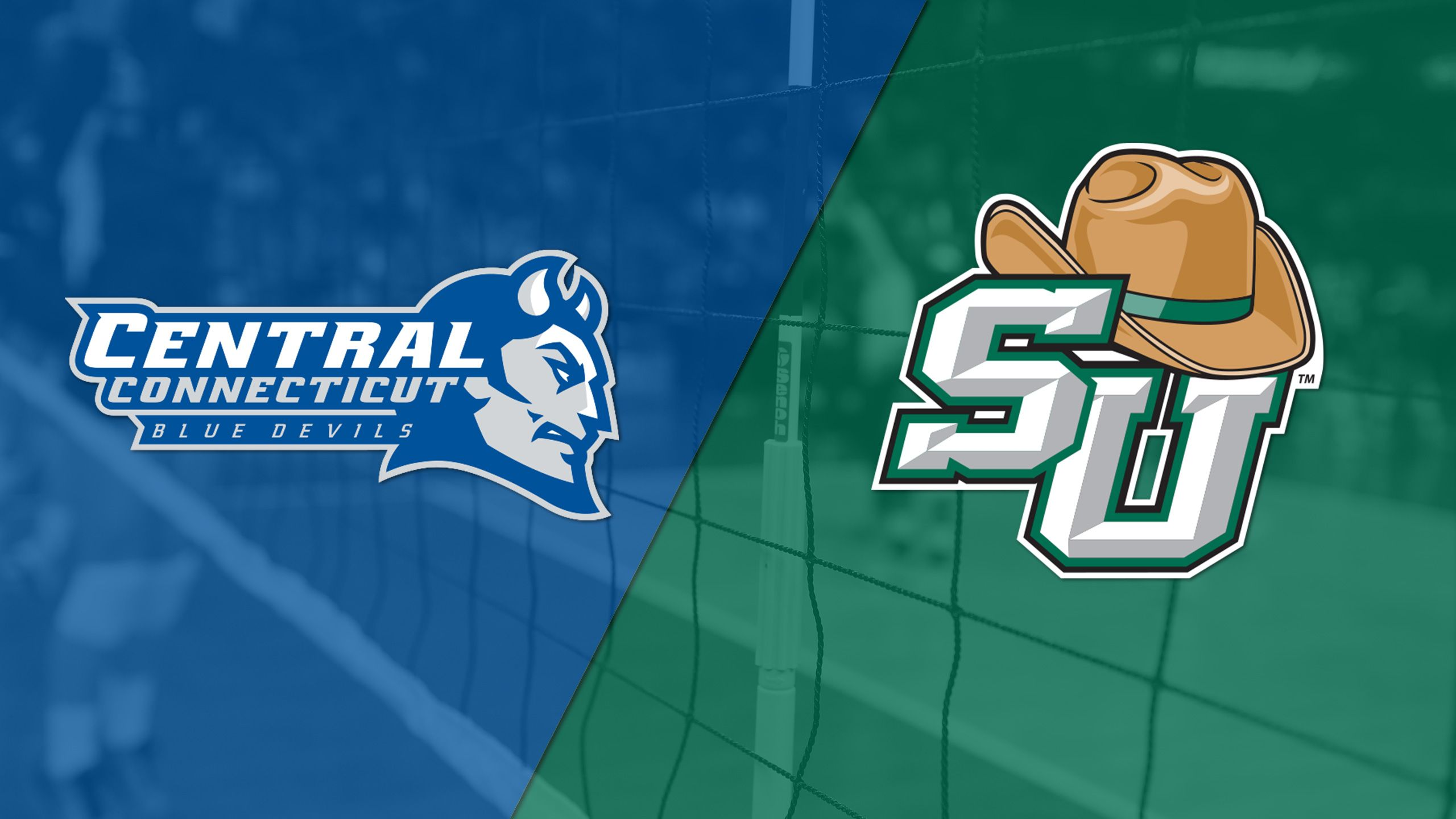 Central Connecticut State vs. Stetson (W Volleyball)