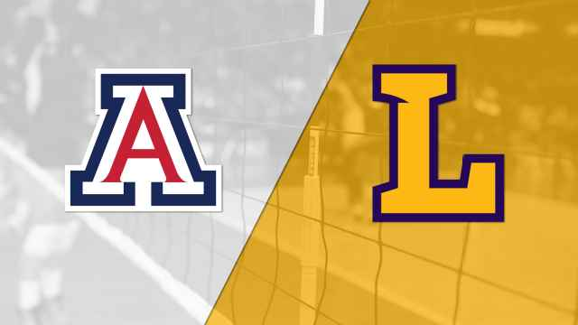 #24 Arizona vs. Lipscomb (W Volleyball)