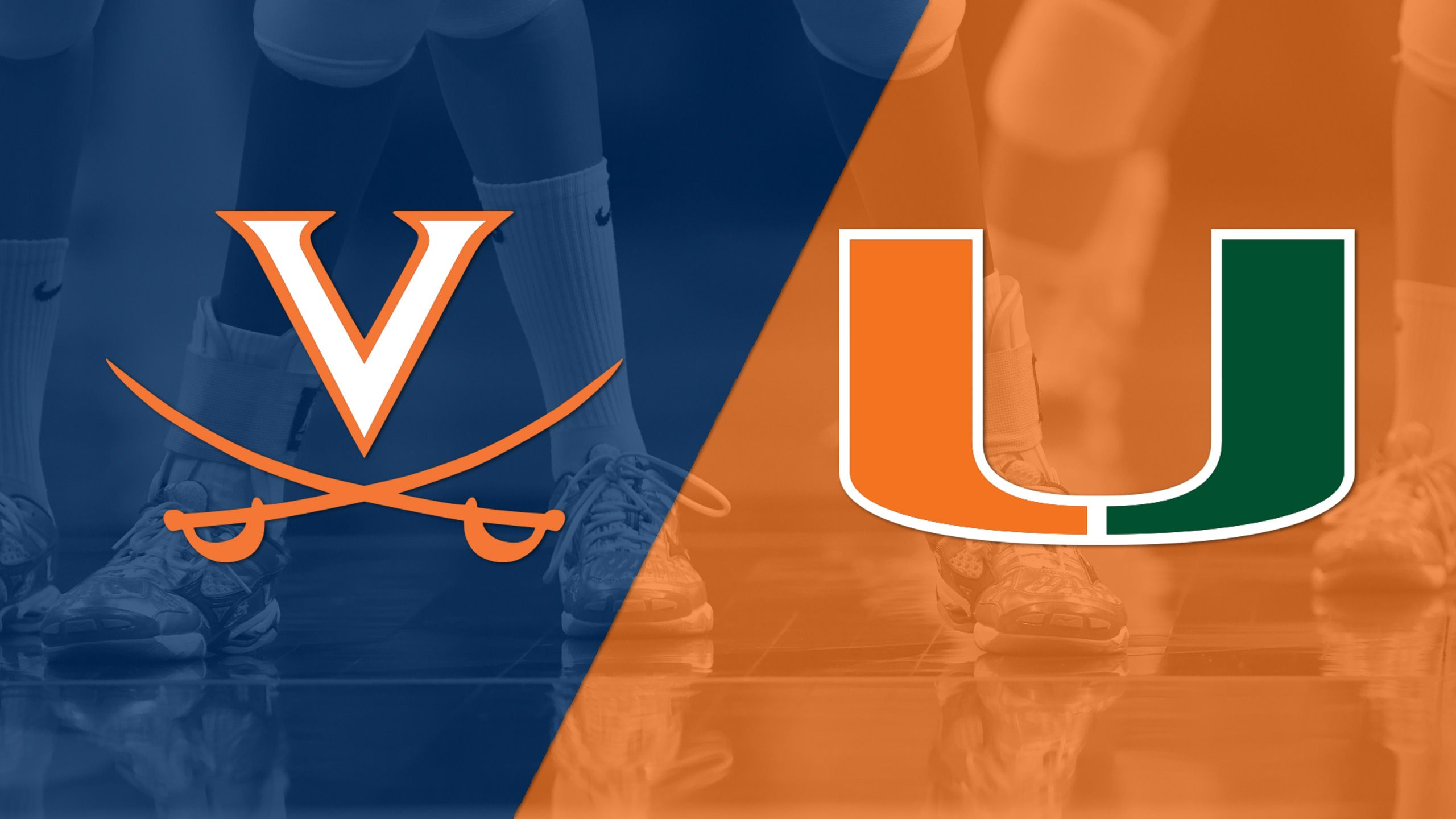 Virginia vs. Miami (W Volleyball)