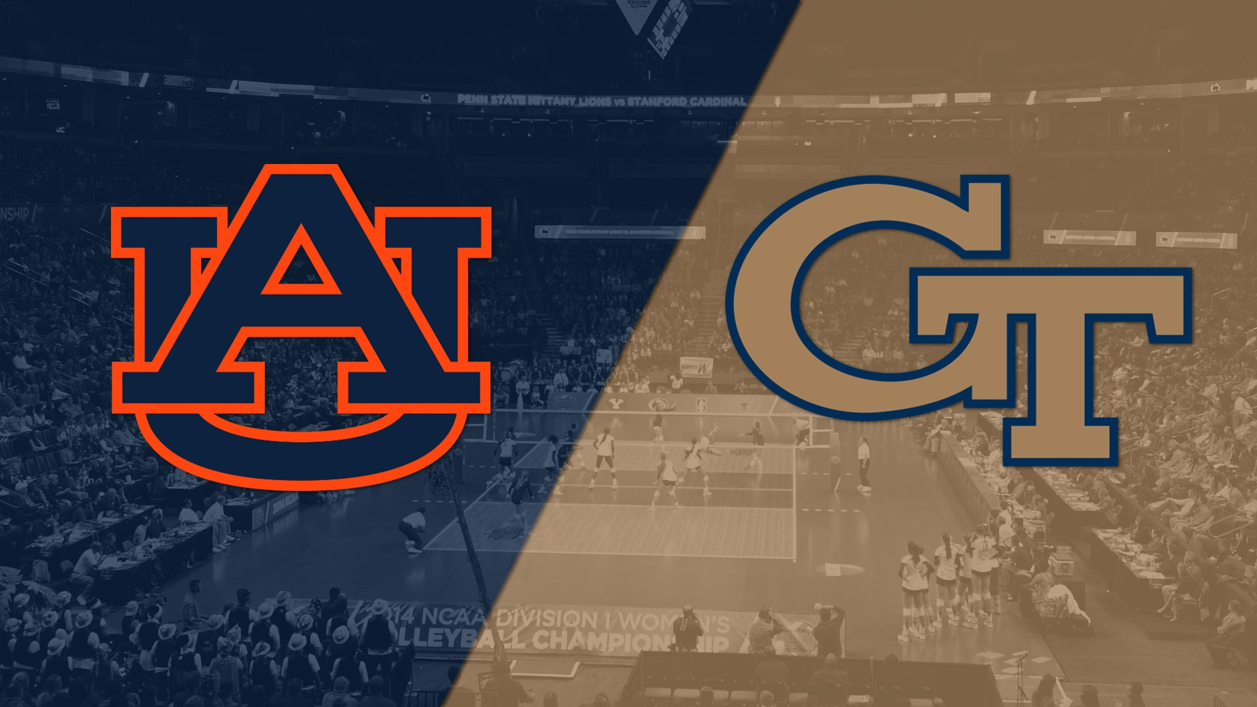 Auburn vs. Georgia Tech (W Volleyball)