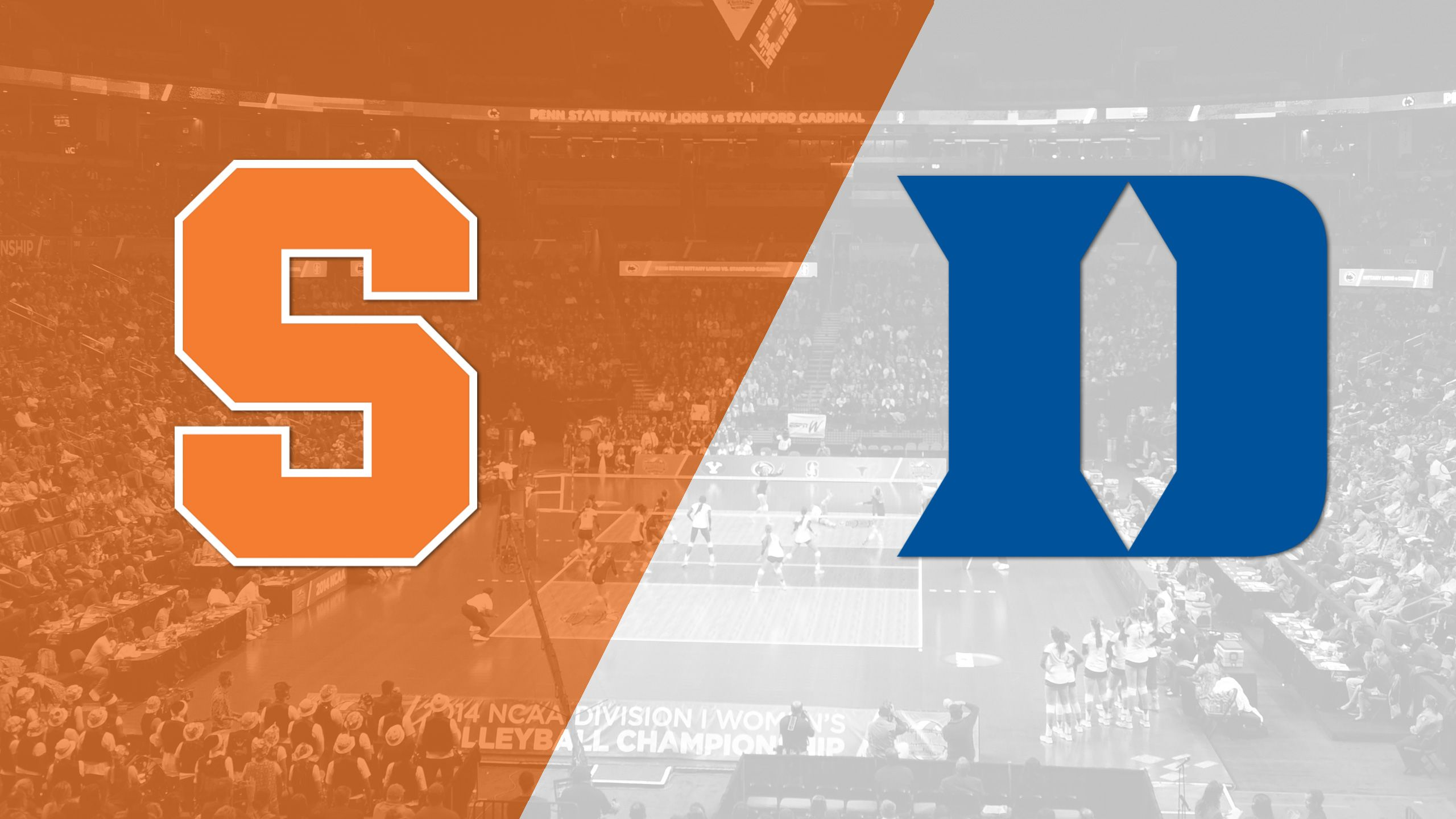 Syracuse vs. Duke (W Volleyball)