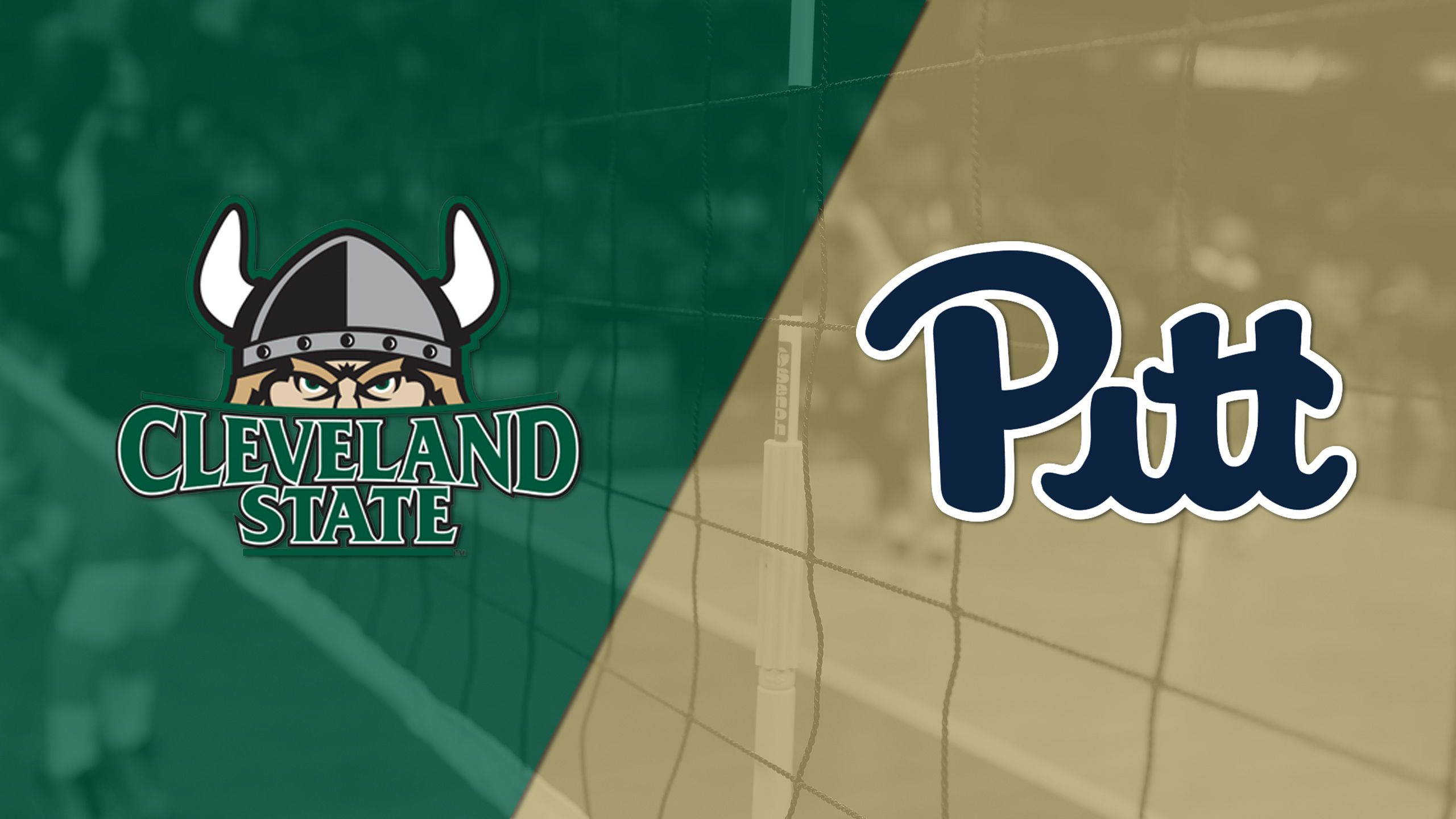 Cleveland State vs. Pittsburgh (W Volleyball)