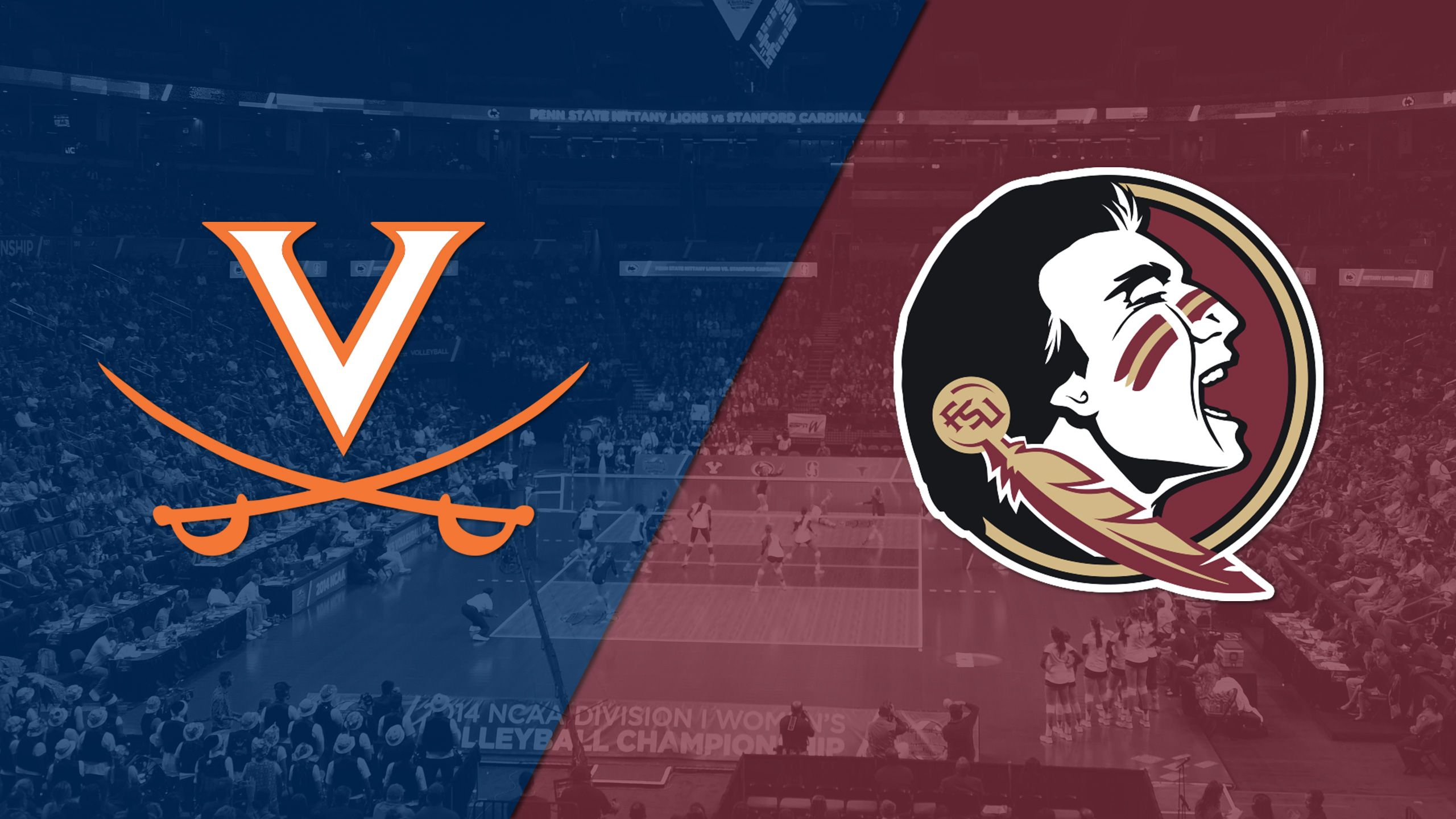 Virginia vs. #19 Florida State (W Volleyball)
