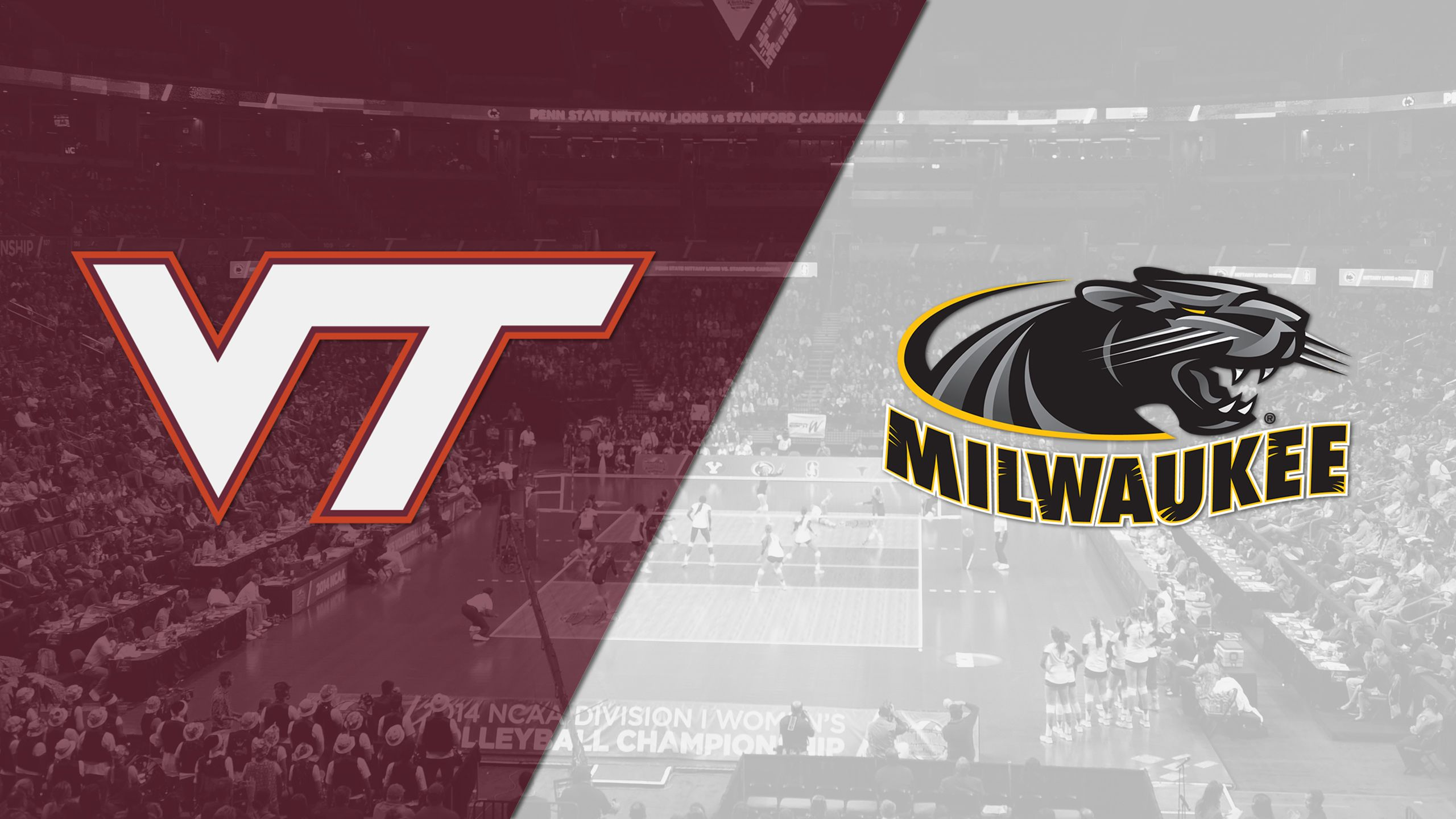 Virginia Tech vs. Milwaukee (W Volleyball)