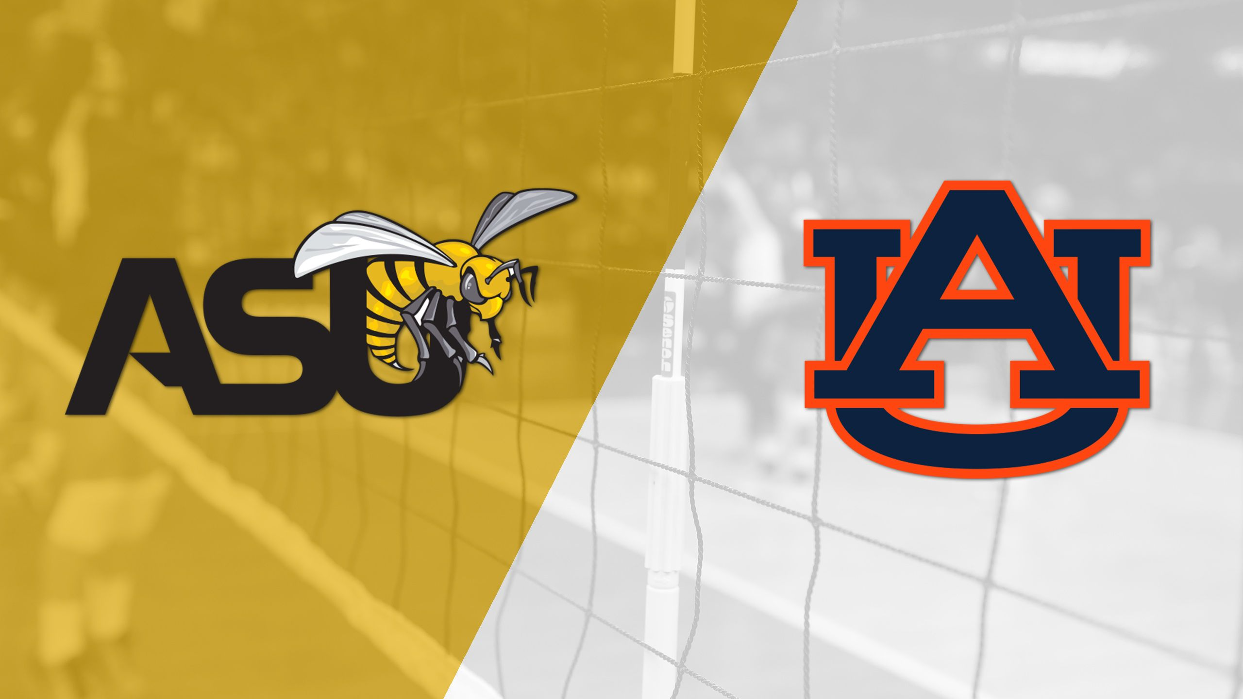 Alabama State vs. Auburn (W Volleyball)