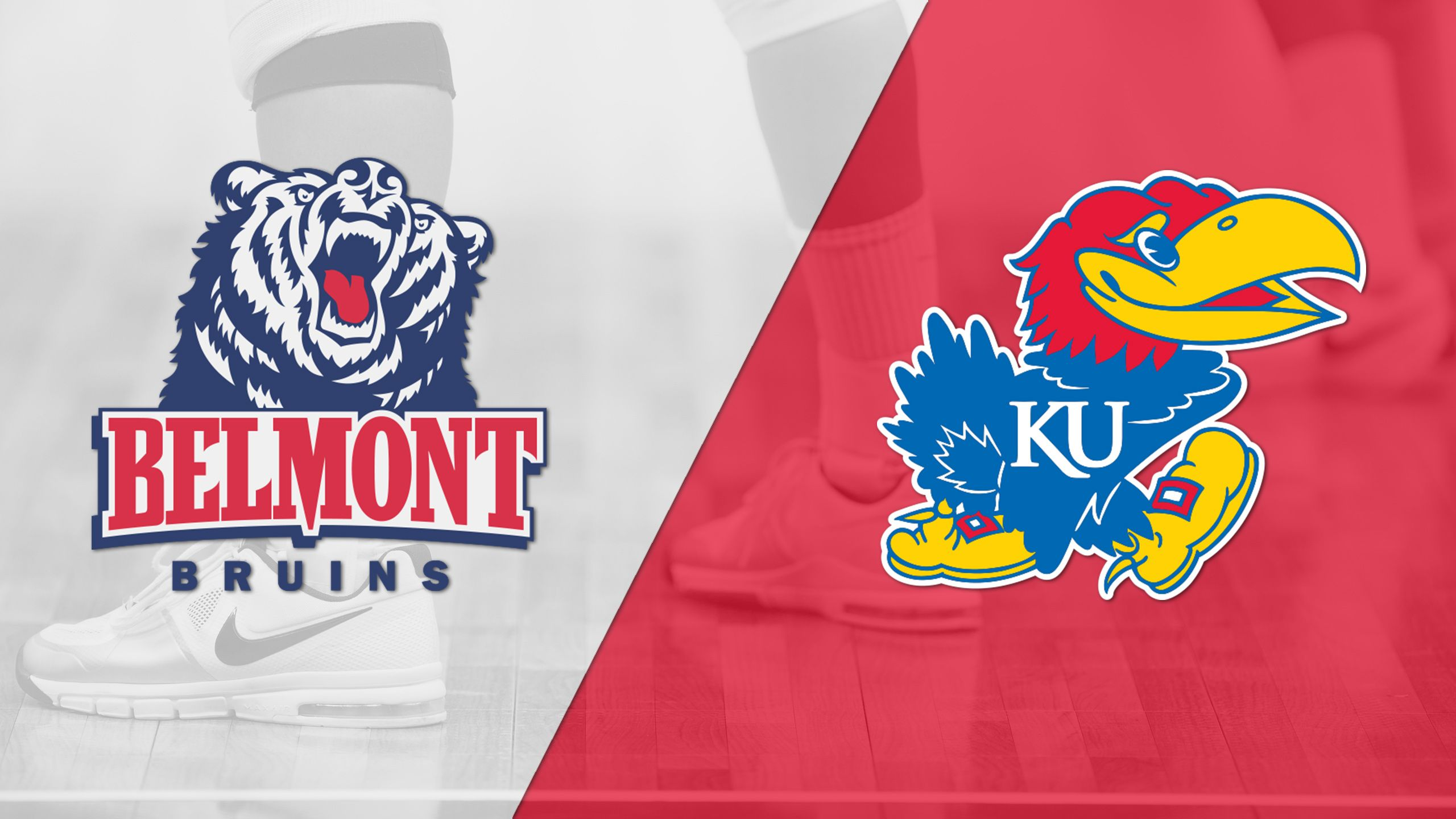 Belmont vs. #7 Kansas (W Volleyball)