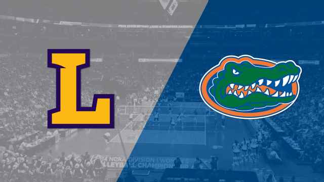 Lipscomb vs. #3 Florida (W Volleyball)
