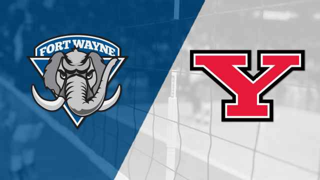 Fort Wayne vs. Youngstown State (W Volleyball)