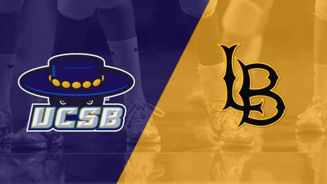 UC Santa Barbara vs. Long Beach State (W Volleyball)