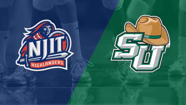 NJIT vs. Stetson (W Volleyball)