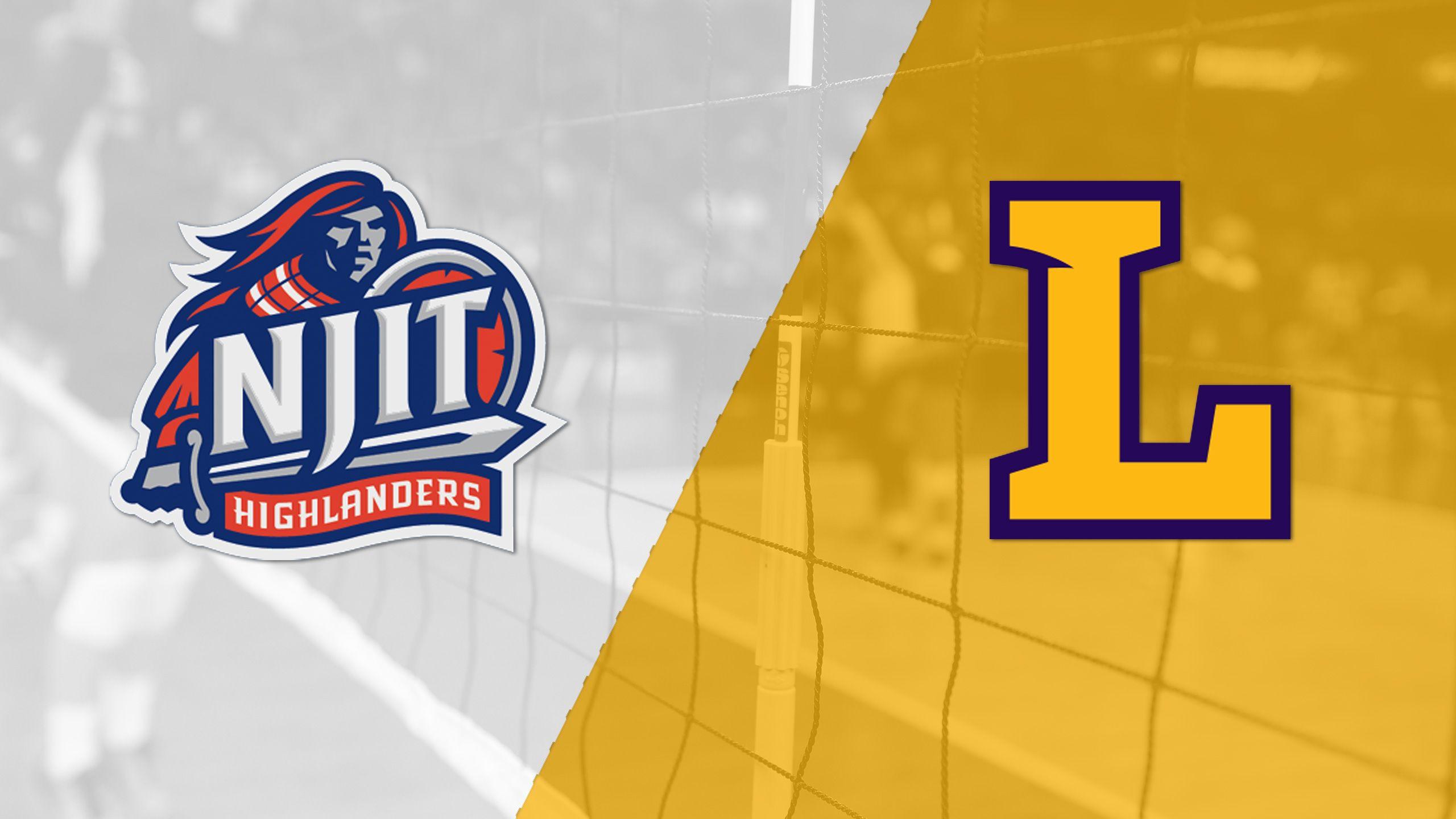 NJIT vs. Lipscomb (W Volleyball)