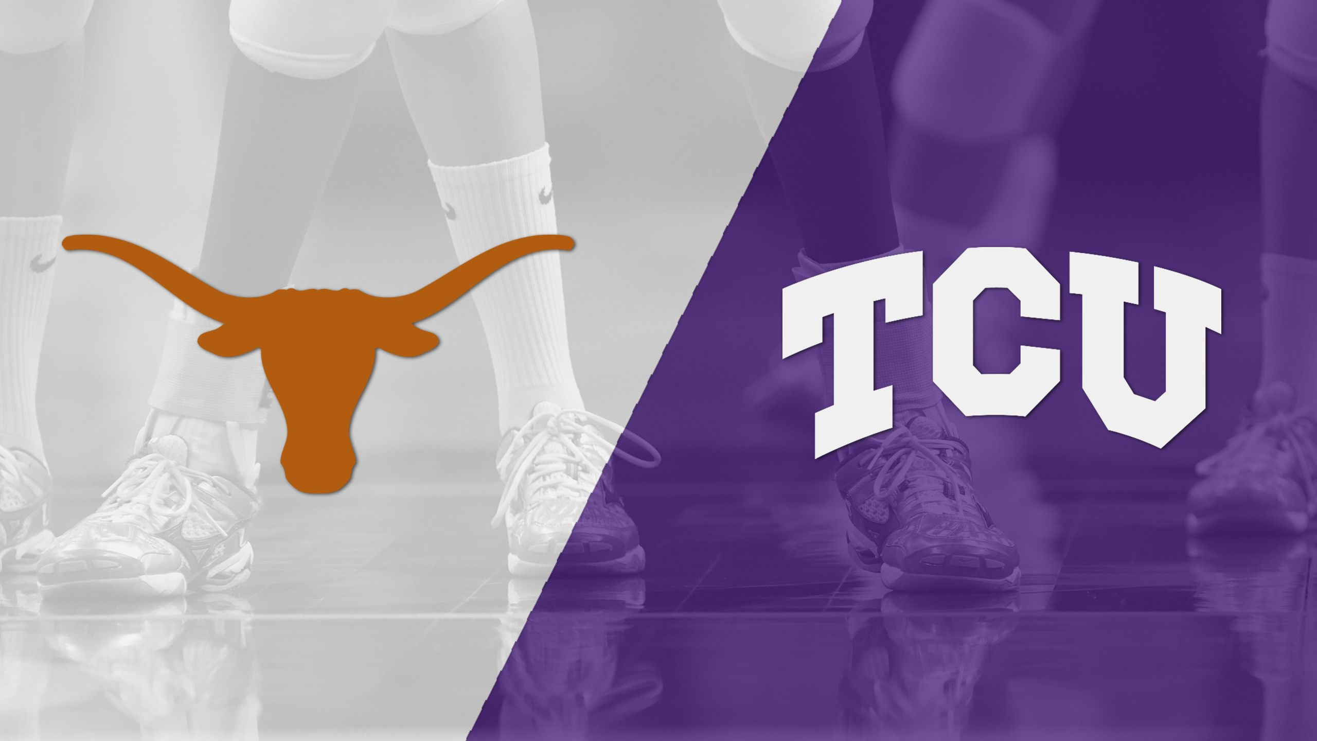 Texas vs. TCU (W Volleyball) (re-air)