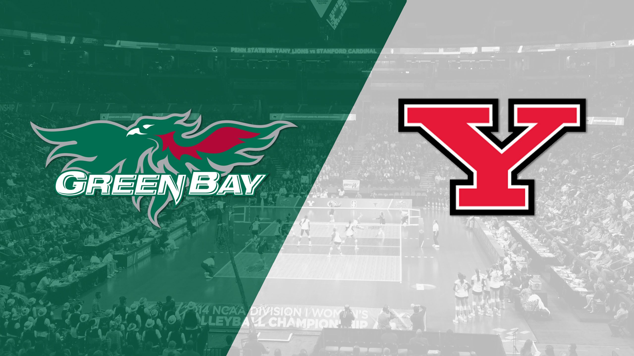 Green Bay vs. Youngstown State (W Volleyball)