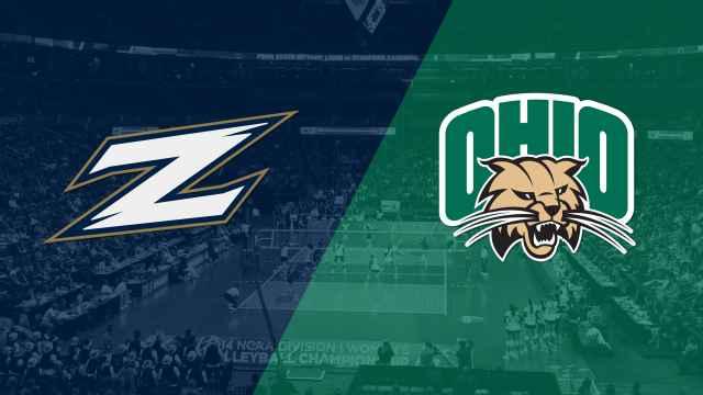 Akron vs. Ohio (W Volleyball)