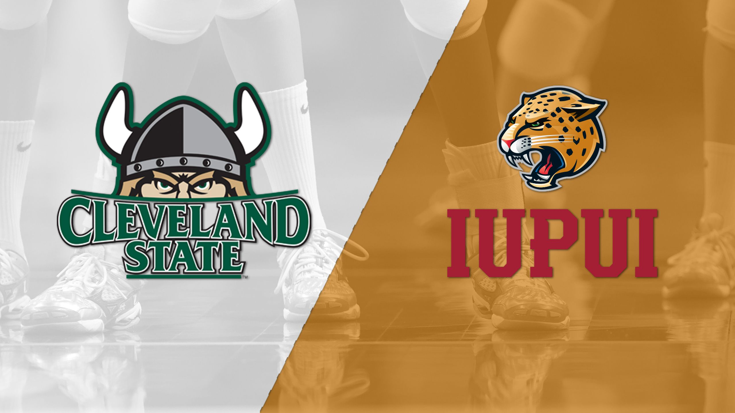 Cleveland State vs. IUPUI (W Volleyball)