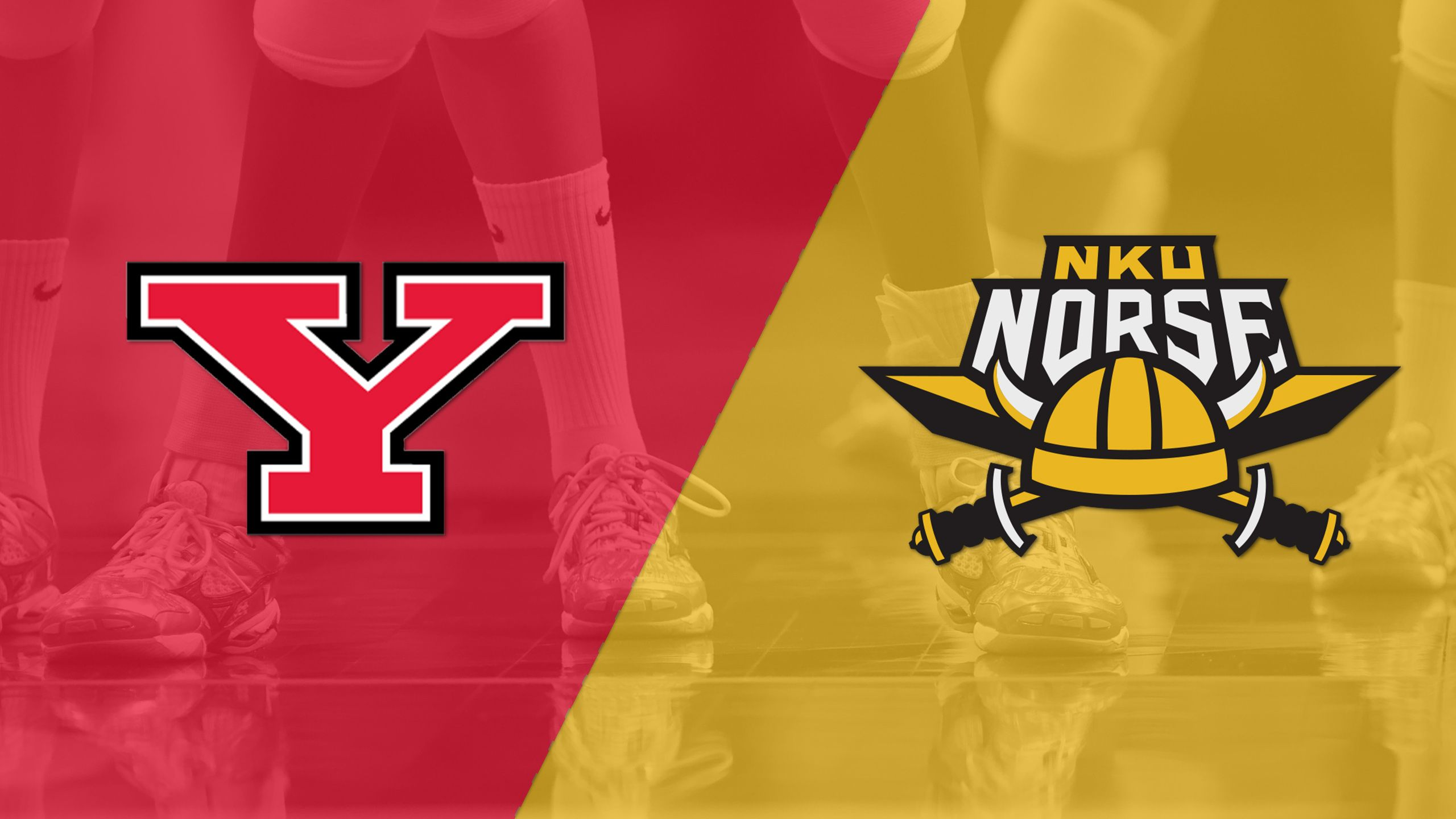 Youngstown State vs. Northern Kentucky (W Volleyball)