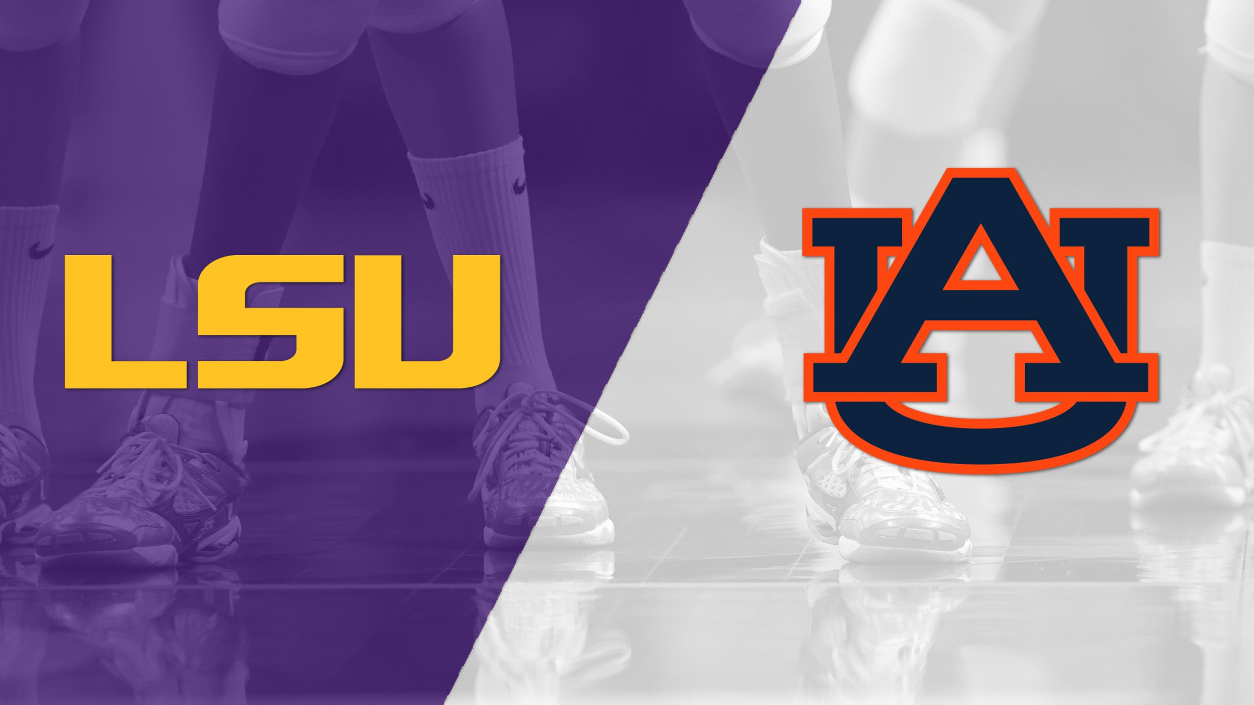 LSU vs. Auburn (W Volleyball)