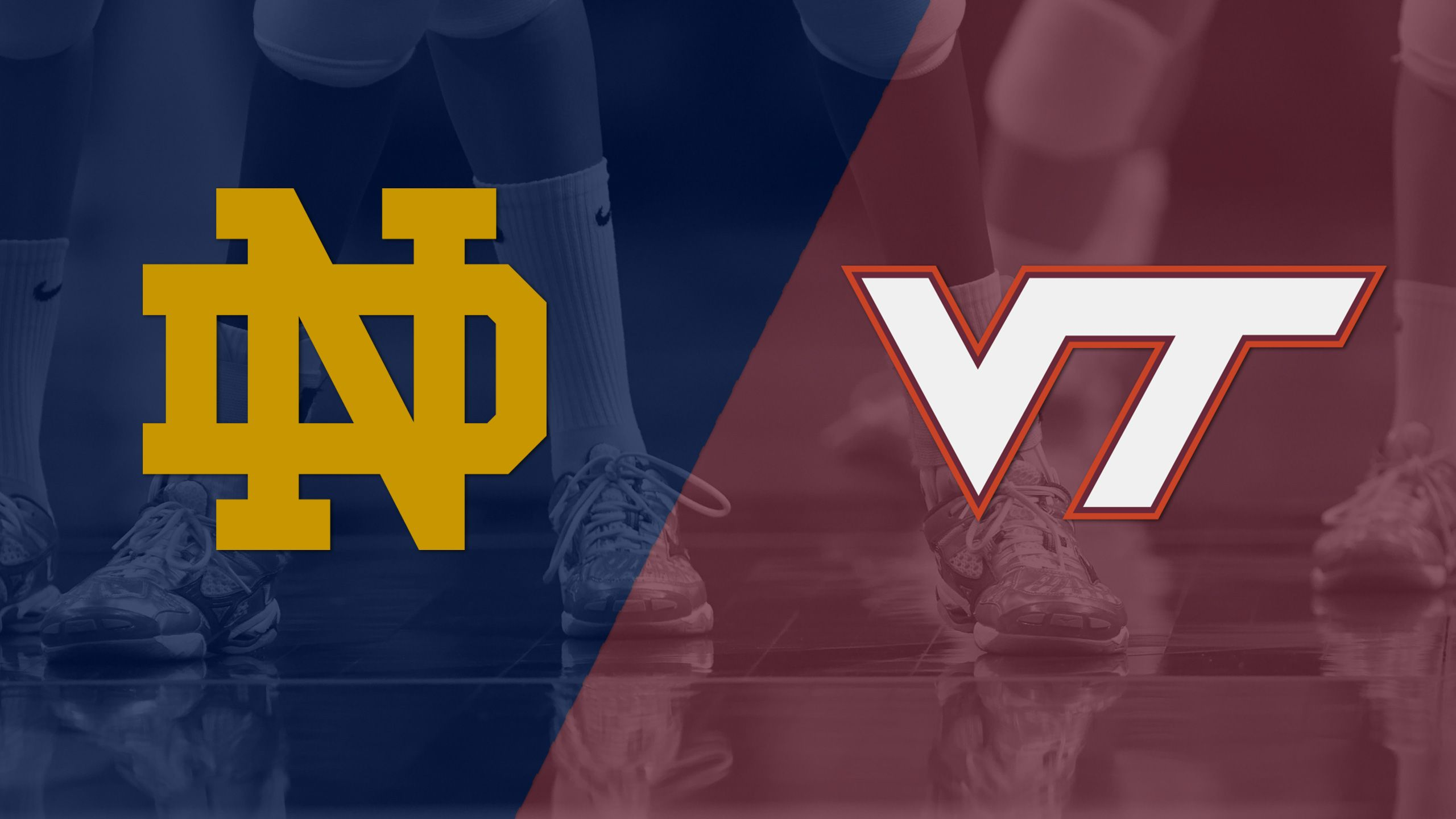 Notre Dame vs. Virginia Tech (W Volleyball)