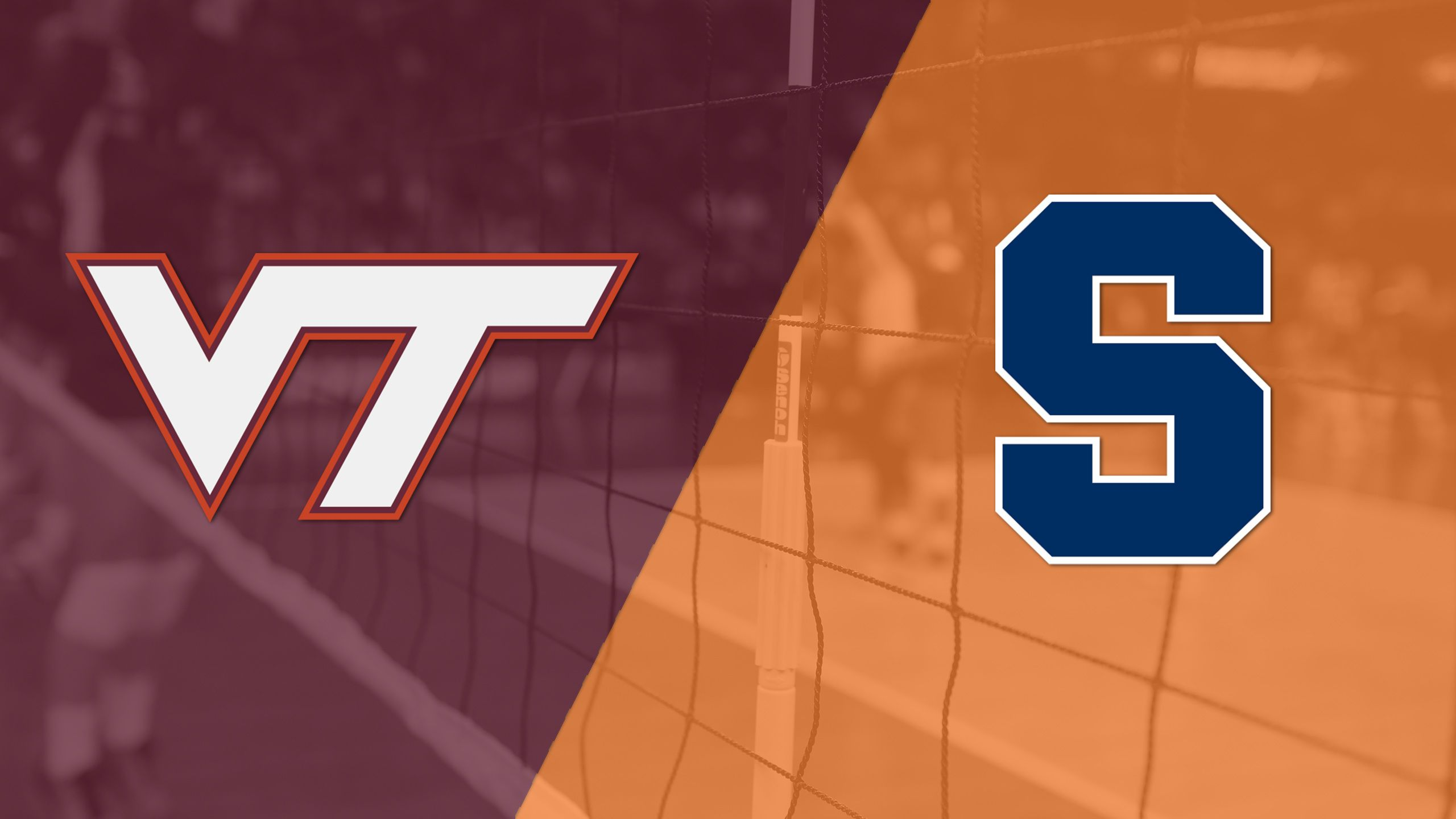 Virginia Tech vs. Syracuse (W Volleyball)