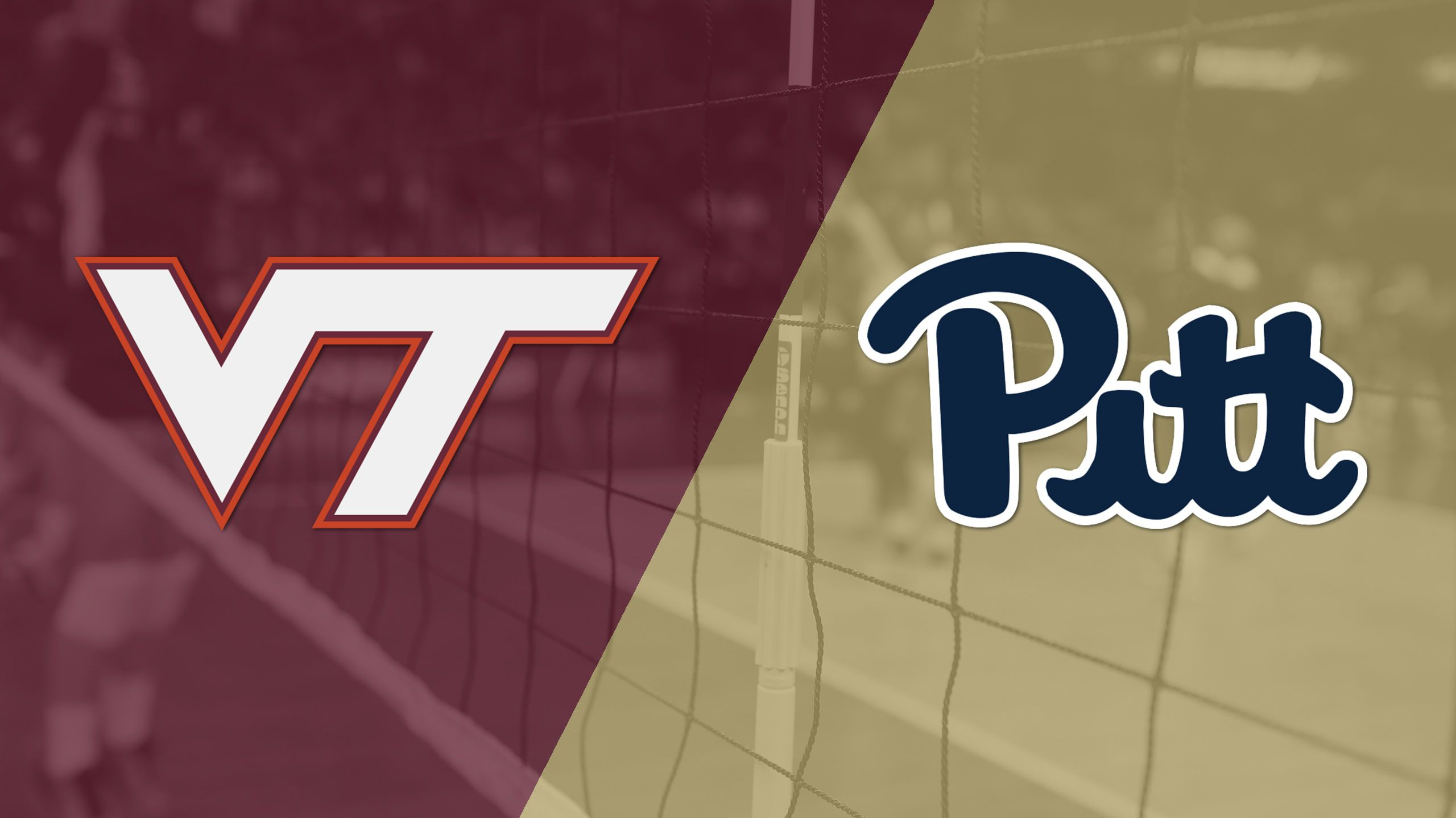 Virginia Tech vs. Pittsburgh (W Volleyball)